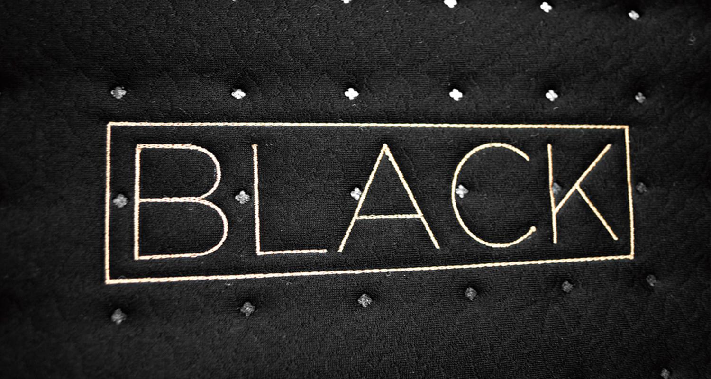 La tienda 3bs Letresore Black Detalle