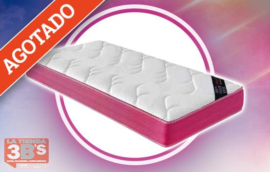 3bs-rebajas-ultimas-unidades-colchon-pink-agotado