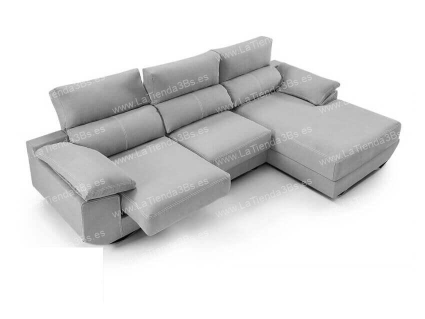 Sofa Chaiselongue Formentera LaTienda3Bs| La Tienda 3Bs