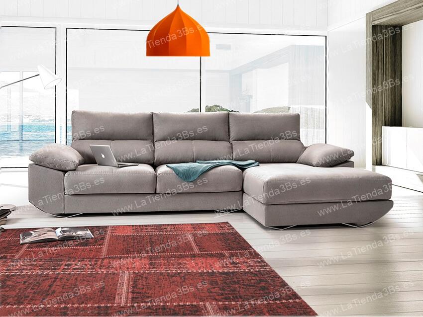 Sofa Chaiselongue Formentera LaTienda3Bs 3