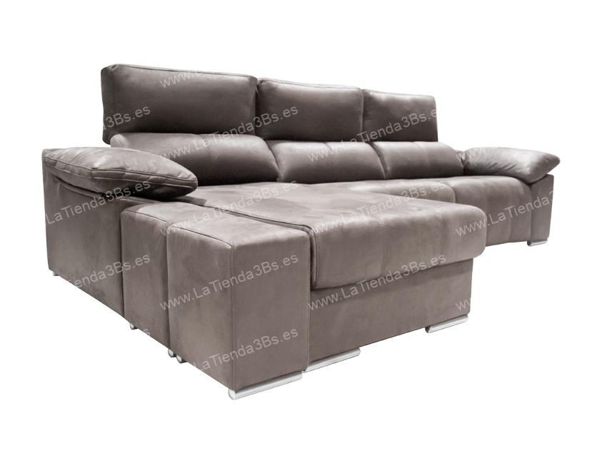 Sofa Chaiselongue Llubi 5 LaTienda3Bs| La Tienda 3Bs