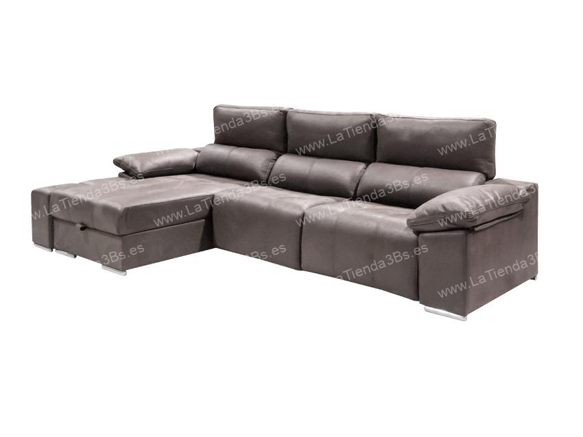 Sofa Chaiselongue Llubi 6 LaTienda3Bs| La Tienda 3Bs