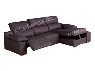 Sofa Chaiselongue Llubi LaTienda3Bs 1