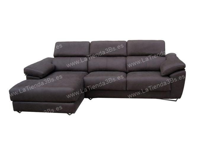 Sofa Chaiselongue Niu Blau 2 LaTienda3Bs| La Tienda 3Bs