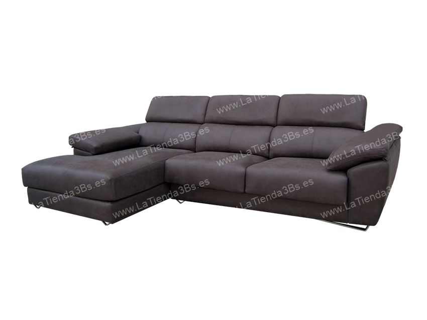 Sofa Chaiselongue Niu Blau 3 LaTienda3Bs  La Tienda 3Bs