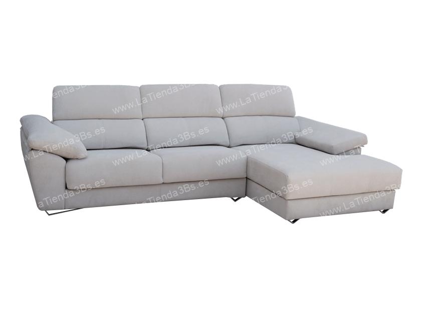 Sofa Chaiselongue Niu Blau 4 LaTienda3Bs  La Tienda 3Bs