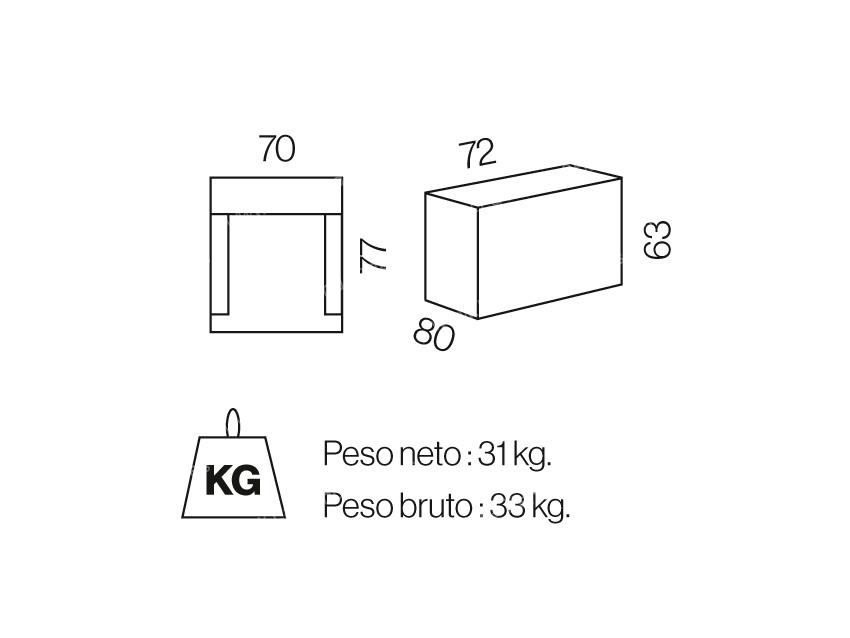 Butaca Hermes LaTienda3Bs 11| La Tienda 3Bs