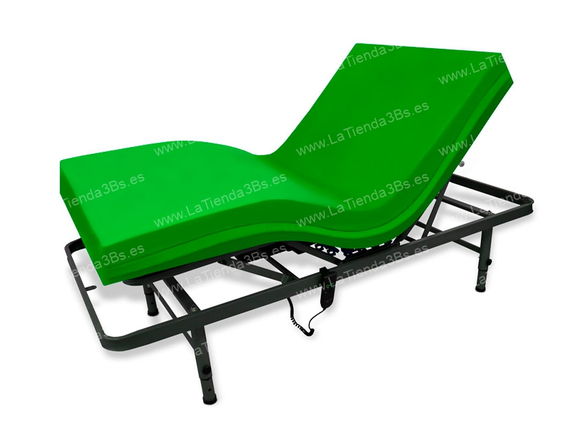 LaTienda3Bs Pack Cama Geriatrica Medical Visco| La Tienda 3Bs