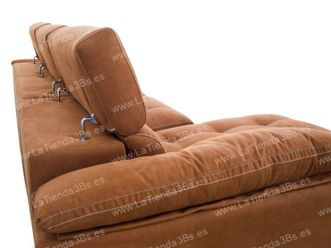 Sofa Chaiselongue Mira Blau 3 LaTienda3Bs| La Tienda 3Bs