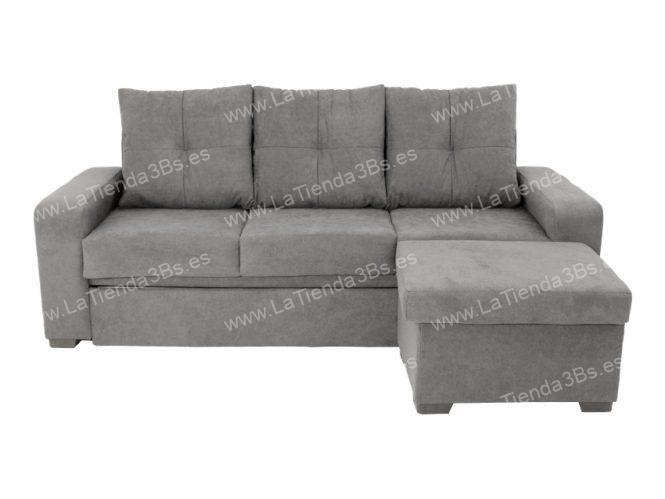 Sofa Cama con Chaiselongue Alcúdia 10 LaTienda3Bs