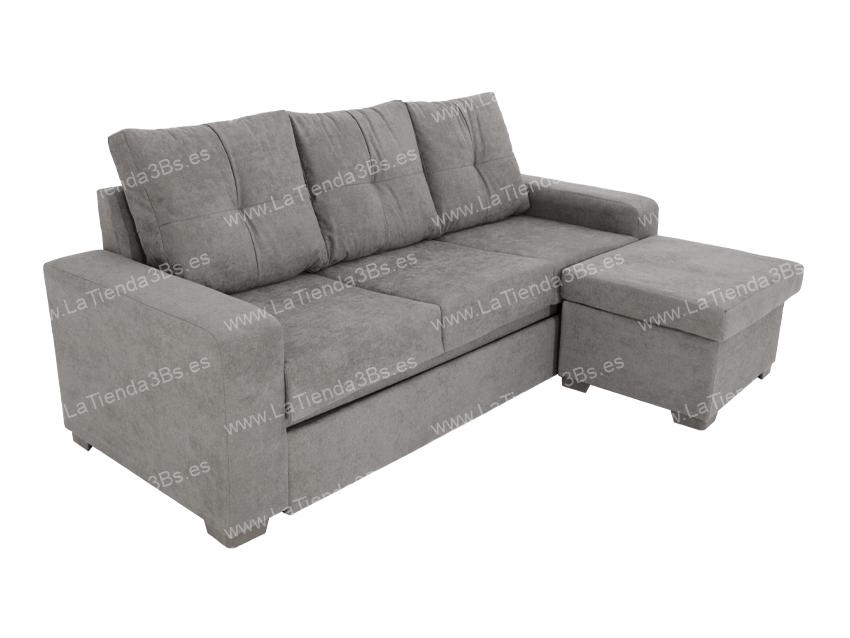 Sofa Cama con Chaiselongue Alcúdia 11 LaTienda3Bs