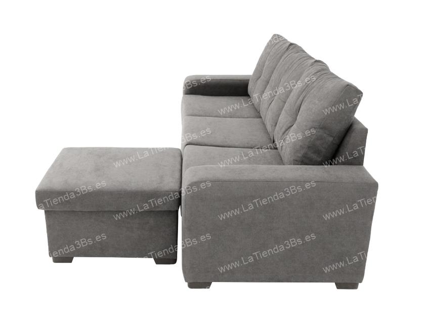 Sofa Cama con Chaiselongue Alcúdia 13 LaTienda3Bs