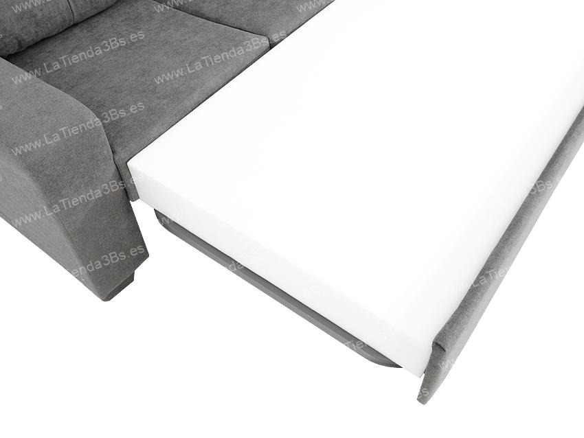 Sofa Cama con Chaiselongue Alcúdia 6 LaTienda3Bs