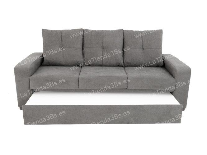 Sofa Cama con Chaiselongue Alcúdia 7 LaTienda3Bs