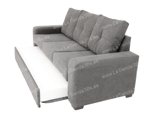 Sofa Cama con Chaiselongue Alcúdia 8 LaTienda3Bs