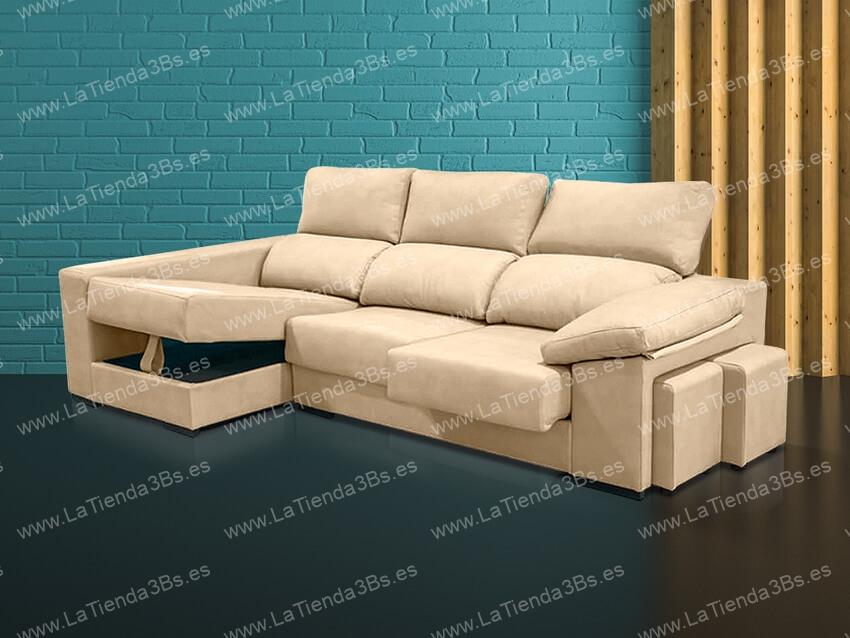 Sofa Chaiselongue Cala Deia LaTienda3Bs 2 1| La Tienda 3Bs