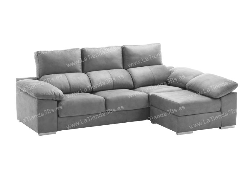 Sofa Chaise longue Modular 2 LaTienda3Bs| La Tienda 3Bs