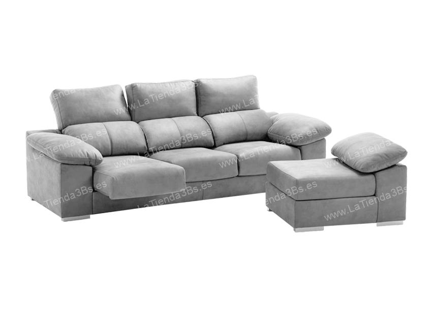 Sofa Chaise longue Modular LaTienda3Bs
