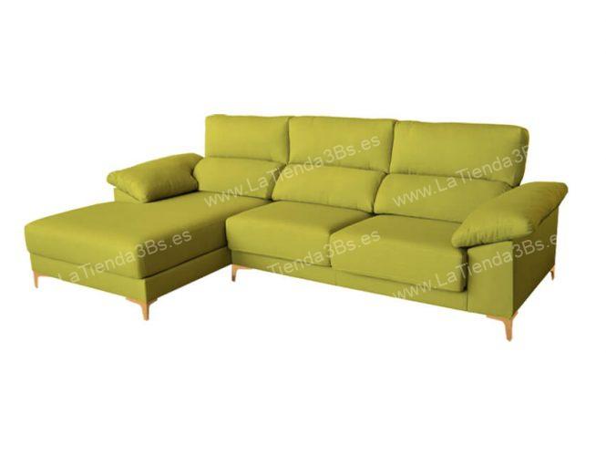Sofa Chaise longue Torrenova 1 LaTienda3Bs