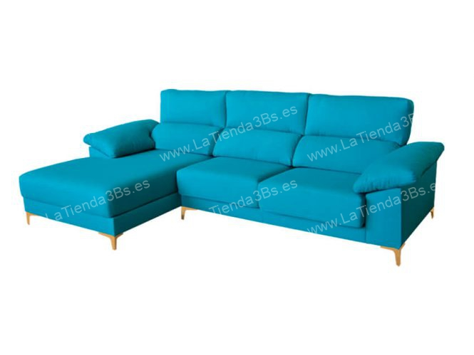 Sofa Chaise longue Torrenova 2 LaTienda3Bs