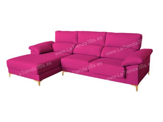 Sofa Chaise longue Torrenova 3 LaTienda3Bs
