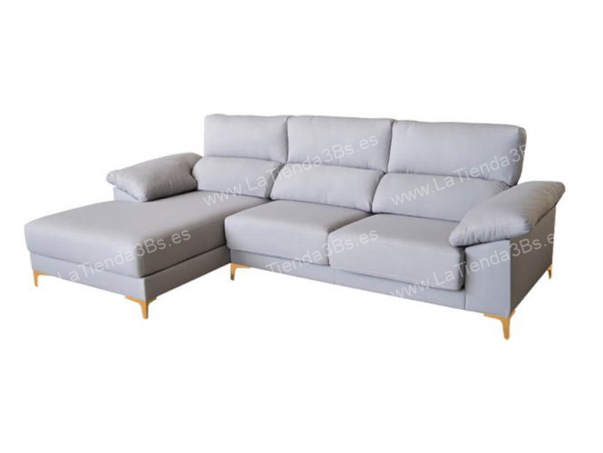 Sofa Chaise longue Torrenova 4 LaTienda3Bs