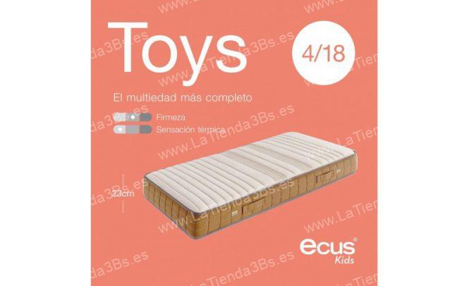 Colchon multietapa para ninos Toys 2 LaTienda3bs| La Tienda 3Bs