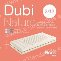Colchon para la transicion de la cuna a la cama Dubi Nature 2 LaTienda3bs| La Tienda 3Bs