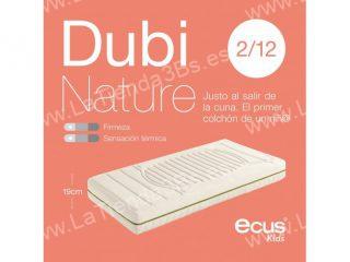Colchon para la transicion de la cuna a la cama Dubi Nature 2 LaTienda3bs  La Tienda 3Bs