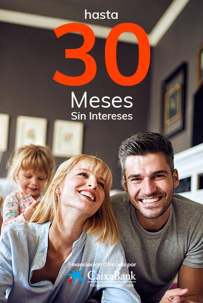 LaTienda3Bs Financiacion 30 Meses Sin Intereses