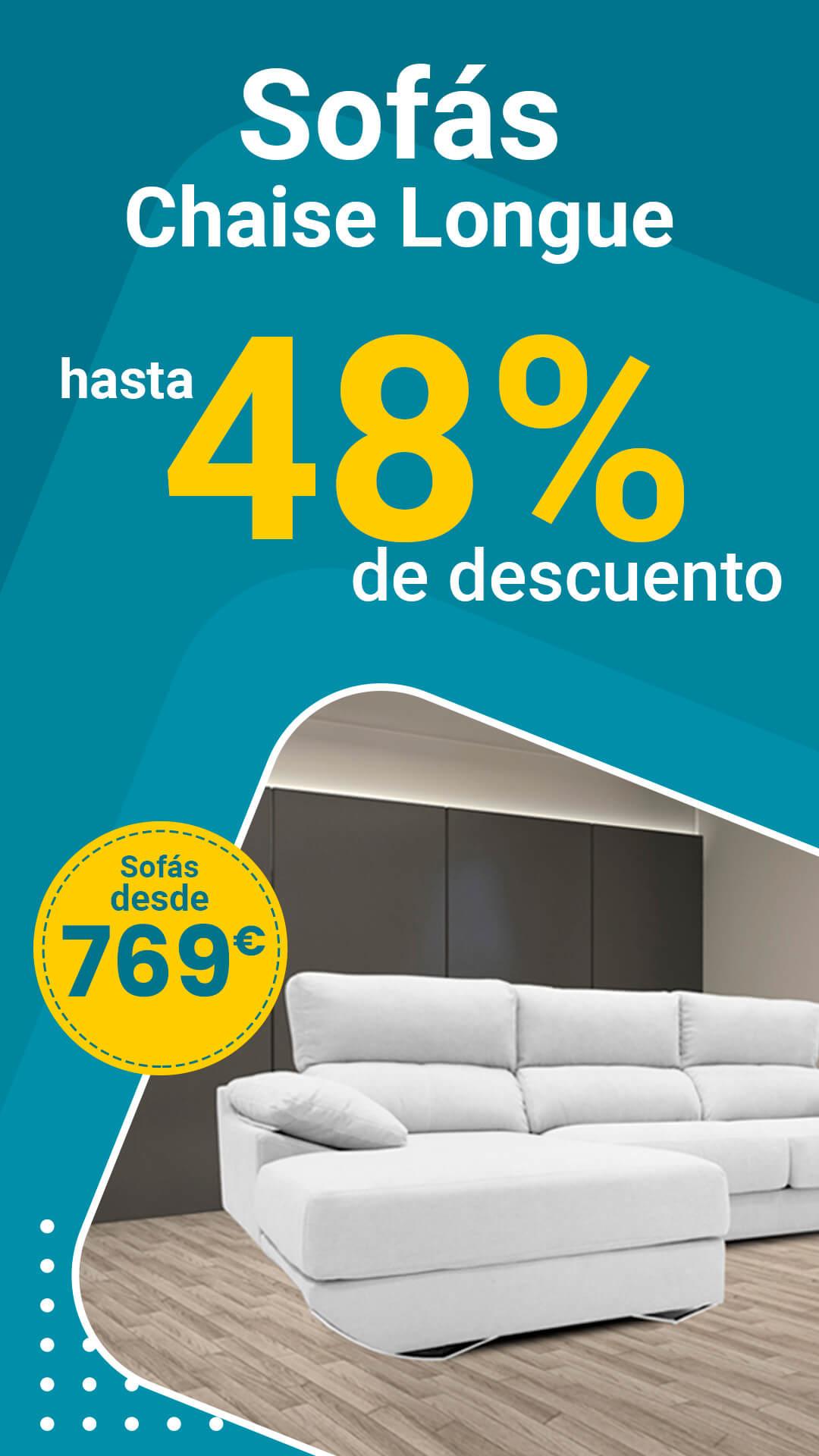 LaTienda3Bs Ofertas Sofas Chaiselongues