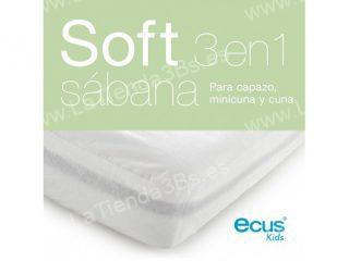 Sabana Soft impermeable y transpirable 2 LaTienda3bs  La Tienda 3Bs