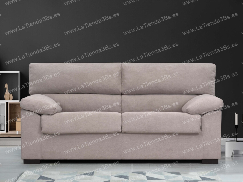 Sofas Conjunto 32 Almeria 2 LaTienda3Bs| La Tienda 3Bs