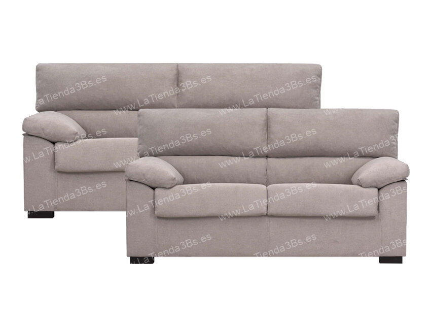 Sofas Conjunto 32 Almeria 3 LaTienda3Bs| La Tienda 3Bs