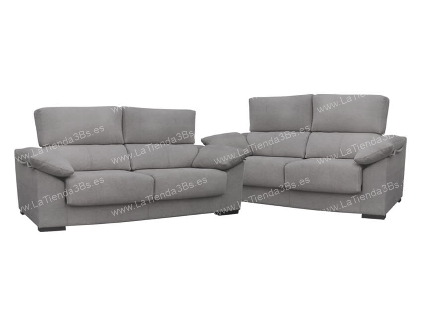 Sofas Conjunto 32 Cartuja 4 LaTienda3Bs  La Tienda 3Bs
