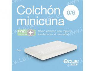 colchon de mini cuna ecus care mini antiplagiocefalia 2 LaTienda3Bs| La Tienda 3Bs