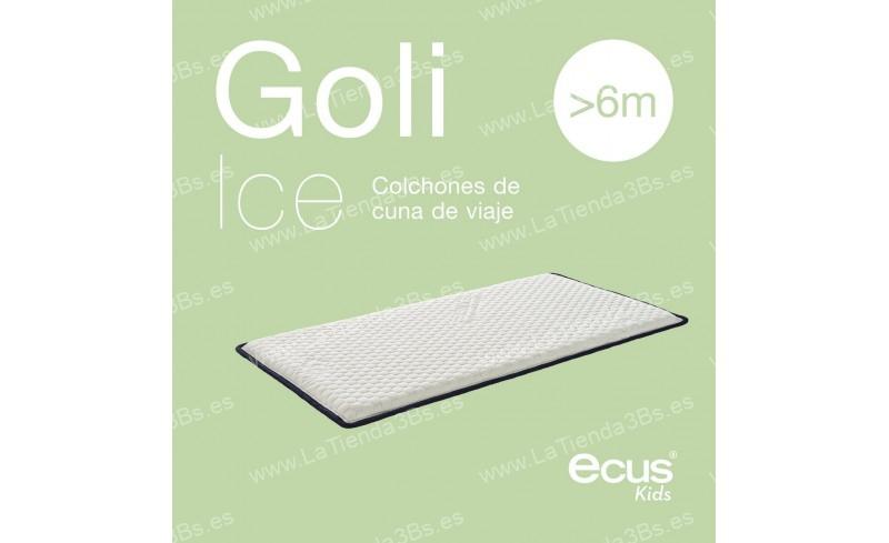 goli ice colchon de cuna de viaje 2 LaTienda3bs  La Tienda 3Bs