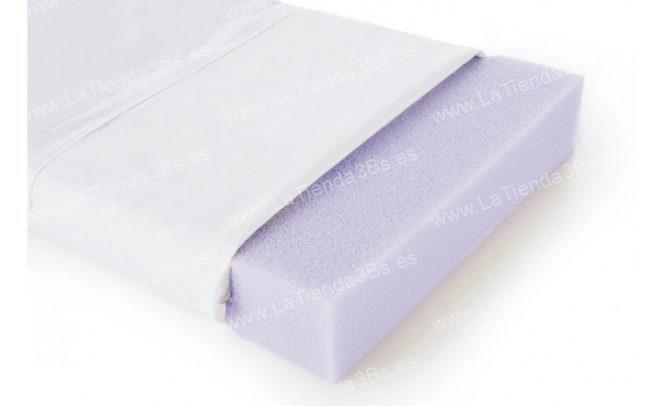 malva almohada de cuna 2 LaTienda3bs 1| La Tienda 3Bs
