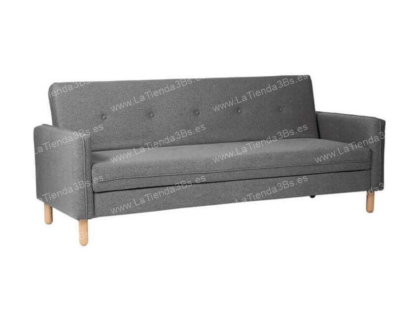 Sofa cama Lleida LaTienda3bs| La Tienda 3Bs