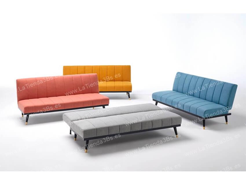 Sofa cama Vitoria 2 LaTienda3bs 1| La Tienda 3Bs