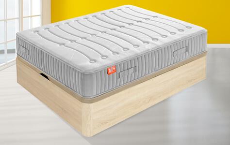 Ofertas packs cama muelles LaTienda3bs